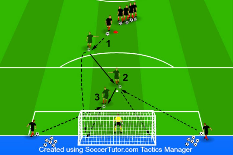 Power placement precision striking drill